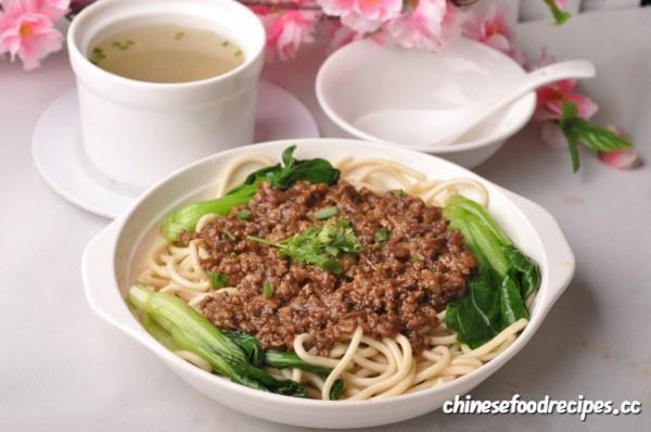 Chow mein vs Lo mein 2