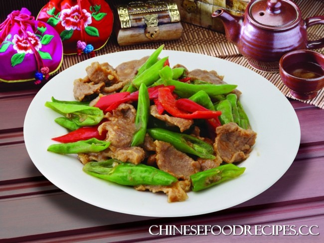 What is hunan beef?