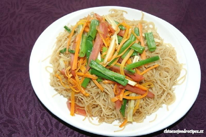 what is mei fun  chinese food recipes