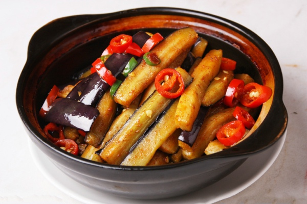 Chinese eggplant with garlic sauce chinese food recipes chinese eggplant with garlic sauce forumfinder Images