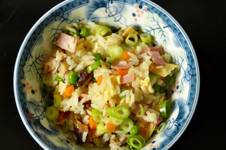 Chinese yangzhou fried rice chinese food recipes chinese yangzhou fried rice recipes ccuart Images