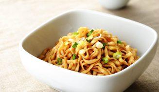 Chow Mein vs. lo Mein