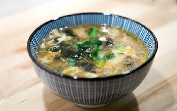 Hot and Sour Soup Recipes/suān là tāng(酸辣汤)