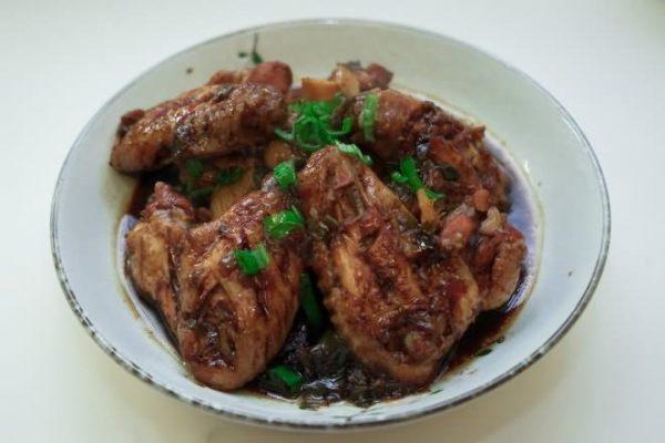 Coke chicken wings recipe(可乐鸡翅)