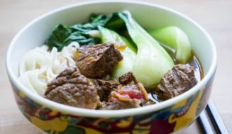 Braised Beef Noodle Soup Recipes(红烧牛肉面)